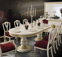 Naples dining room
